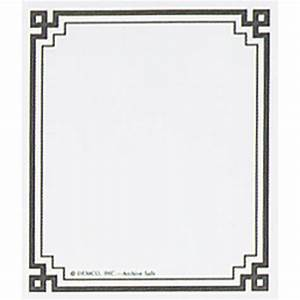 demcor bookplates border demcocom With bookplate templates for word