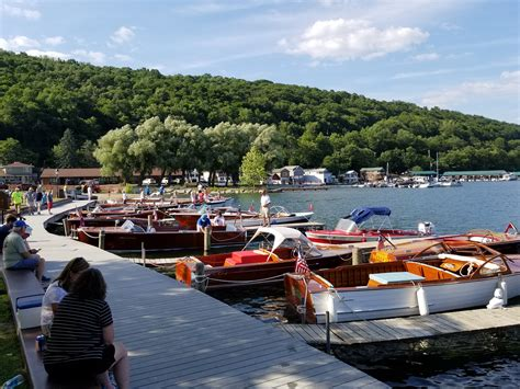 Hammondsport Ny Antique Boat Show by The Latest News Blogs Acbs Antique Boats Classic