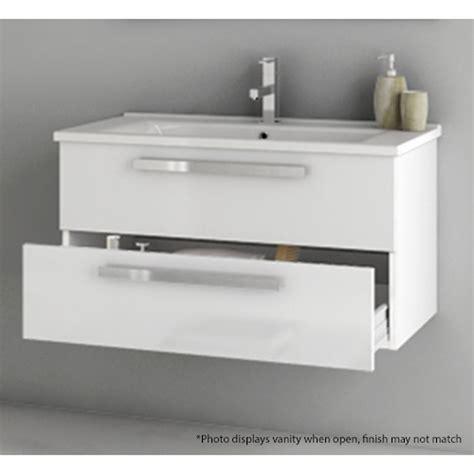 33 inch vanity cabinet modern 33 inch dadila vanity set with ceramic sink grey