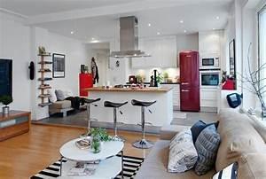 Idee decoration cuisine le charme de la cuisine scandinave for Idee deco cuisine avec magasin mobilier scandinave