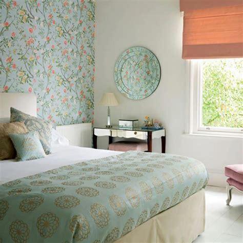 papier peint design chambre les papiers peints en tant que décoration chambre créative