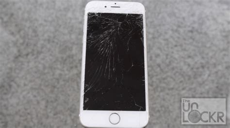 cracked iphone 6 screen repair how to repair the screen on an iphone 6 complete guide