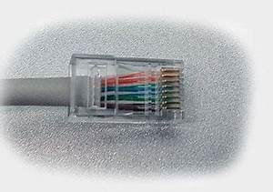 Rj45 Straight Through Wiring Diagram