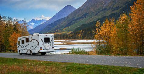 Clippership RV Rentals   Anchorage Alaska motorhome vacations