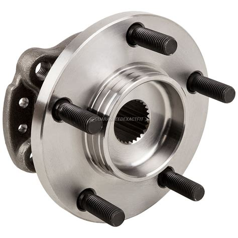 Hub Chrysler by 1999 Chrysler Town And Country Wheel Hub Assembly Kit Pair