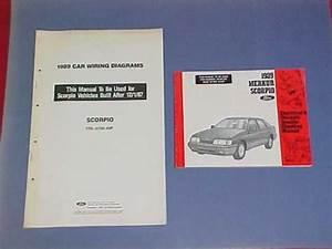 Purchase 1989 Merkur Scorpio Electrical Vacuum Evtm