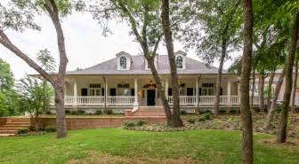 The Louisiana Home Designs by Acadian Style Architect Richard Drummond Davis Architects