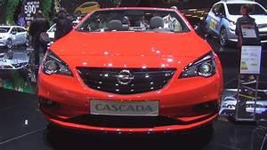 Opel Cascada Supreme : opel cascada supreme 2 0 cdti 170 hp blueinjection 6mt 2017 exterior and interior in 3d youtube ~ Gottalentnigeria.com Avis de Voitures
