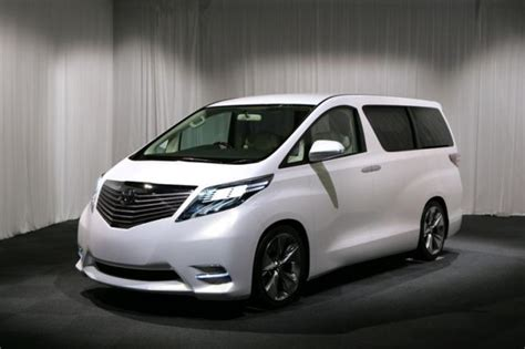 Toyota Alphard Wallpapers by Automotive Wallpapers Toyota Alphard 2009
