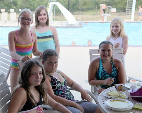 "Our Family Blog: ""Storm"" Pool Party"