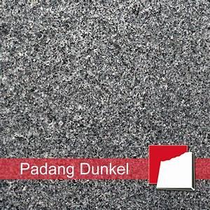 Granit Geflammt Und Gebürstet : terrassenplatten padang dunkel direkt ab lager ~ Markanthonyermac.com Haus und Dekorationen