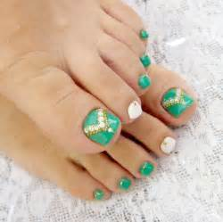 Pedicure designs for fall nail art