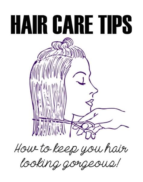 Tips For Long Hair Growth!  This Girl's Life Blog