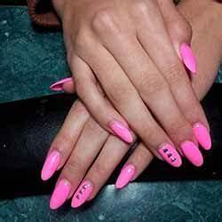 Ongles En Gel Rose : modele ongle deco gel deco ~ Melissatoandfro.com Idées de Décoration