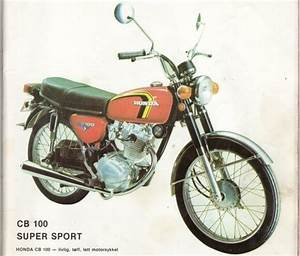 Acik Guevara  Honda Cb100