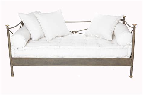 canapé lit en fer forgé canape lit fer forge