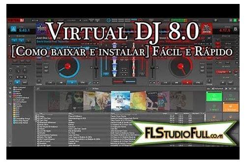 baixar do ícone virtual dj 8