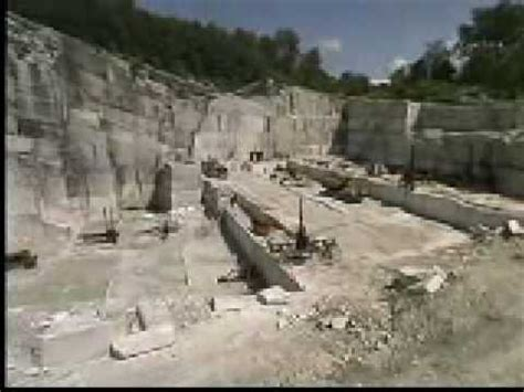 tour of rock of ages granite quarries in barre vermont