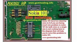 Cellfirmware  Nokia 101 Insert Sim Problem Solution Jumpers Ways