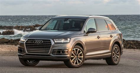 Review 2017 Audi Q7 Offers Families Style, Performance