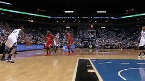 Andrew Wiggins Nearly Hit His Head On The Rim During An ...