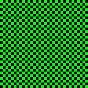 Neon Green And Black Checkers Background Image Wallpaper