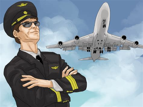 future flying cars 6 ways to become an airline pilot wikihow