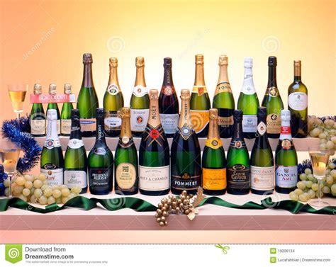 Sparkling Wine Shelf Life. Glass Of Wine Editorial Photo