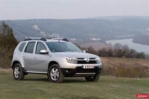 Prix D Une Dacia : essai du dacia duster dci 90 4x4 l 39 argus ~ Gottalentnigeria.com Avis de Voitures