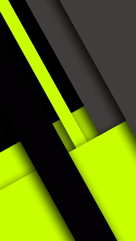Abstract And Black Iphone Wallpaper by Neon Green Black And Grey Abstract Wallpaper Abstract
