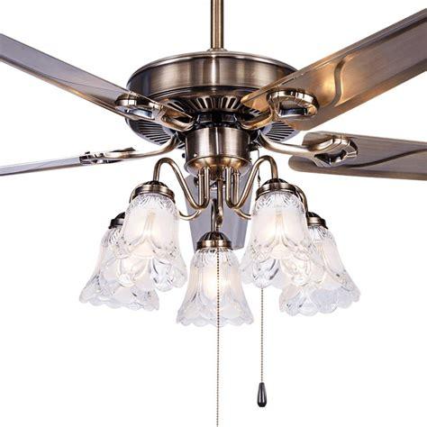 Fans With Lights by Led European Leaf Fan L New Fan Ceiling Fan Light
