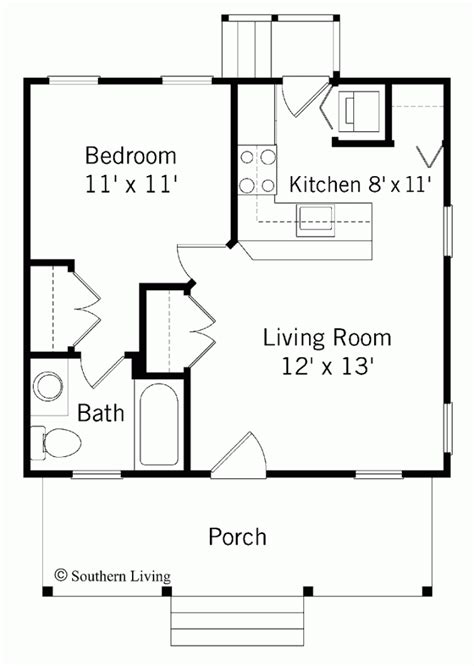 1 bedroom cabin plans house plans for 1 bedroom homes home architecture and