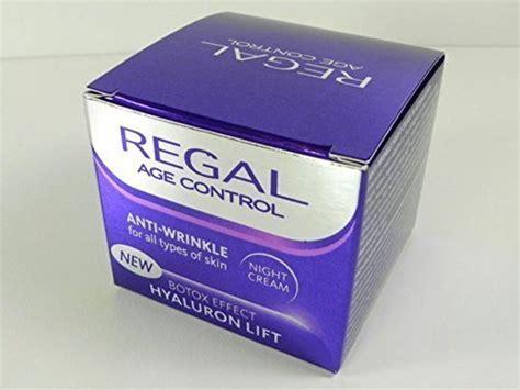Amazon.com: Regal Anti-aging Day Cream - Argireline & Ha
