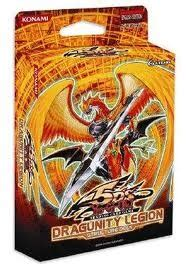 Dragunity Structure Deck by Structure Deck Dragunity Legion Yugioh Sealed 187 Yugioh