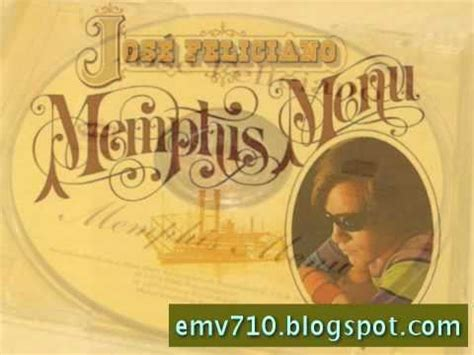 jose feliciano memphis menu download