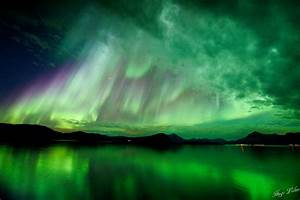 Green Sunlight Aurora | NASA