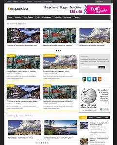 how to create blogspot template - bresponsive advanced responsive premium magazine blogger