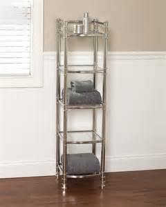 bathroom ladder linen tower bathroom linen tower for