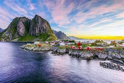 Norway Lofoten Istock Morning Scandinavia Norge Countries