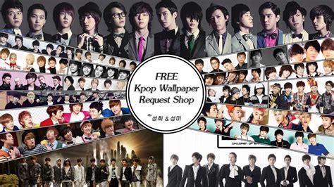 Kpop Anime Wallpaper - k pop backgrounds wallpaper cave
