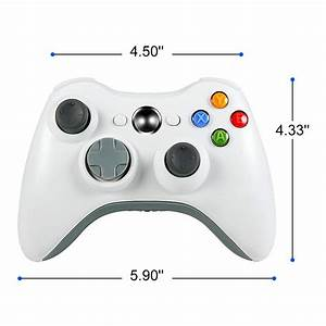 New Wireless Game Controller For Xbox 360 Gamepad Joystick