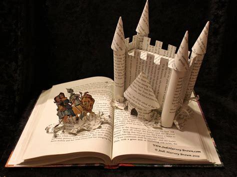 Welcome To Oz Book Sculpture By Wetcanvas On Deviantart