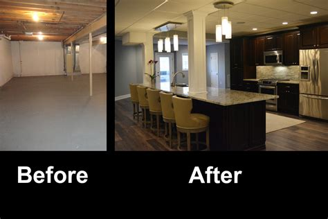 Kitchen Redo Ideas - basement finishing renovation princeton a e construction nj a e construction