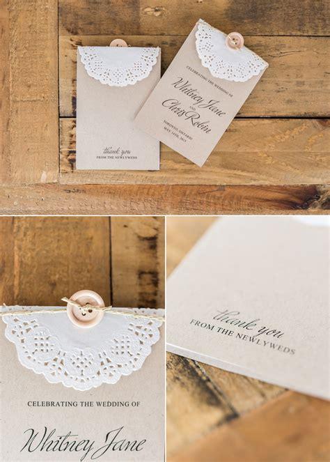 DIY Wedding Invitations: Ideas and Inspiration Confetti
