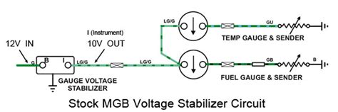 How Replace Your Mgb Thermal Voltage Stabilizer