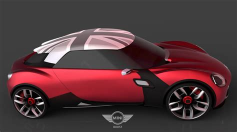 bmw minivan concept mini minor to be co developed with toyota