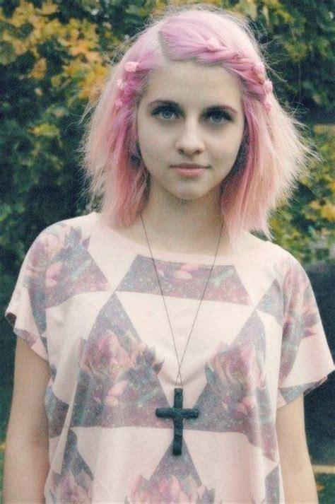 Short Light Pink Hair Hair Pinterest The Ojays