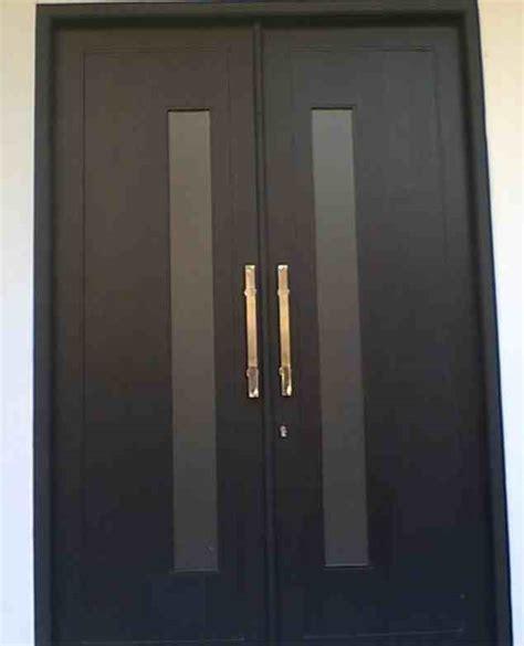 desain pintu rumah minimalis modern  pintu eksterior
