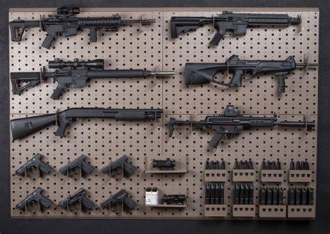 modern corner cabinets gun racks for wall plans building a gun rack for wall