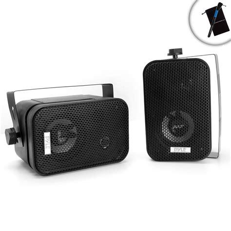 Waterproof Boat Speakers by 300 Watt Waterproof Outdoor Speakers Mounting Kit For